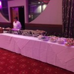 Serving Area at venue 360 in Luton
