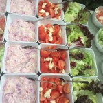 Coleslaw And Salads Freshly Made