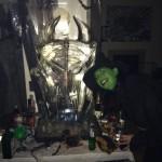 Halloween in Ashridge, Hertfordshire