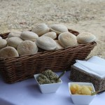 Local Fresh Bread Rolls