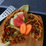 Delicious Vegetable Tart