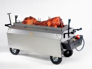 spit roast machine for sale